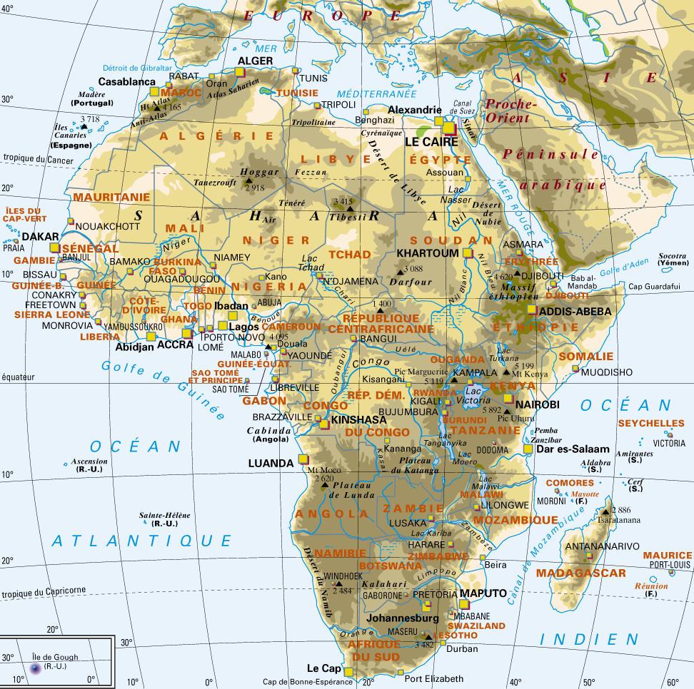 carte-afrique-plan-geographie
