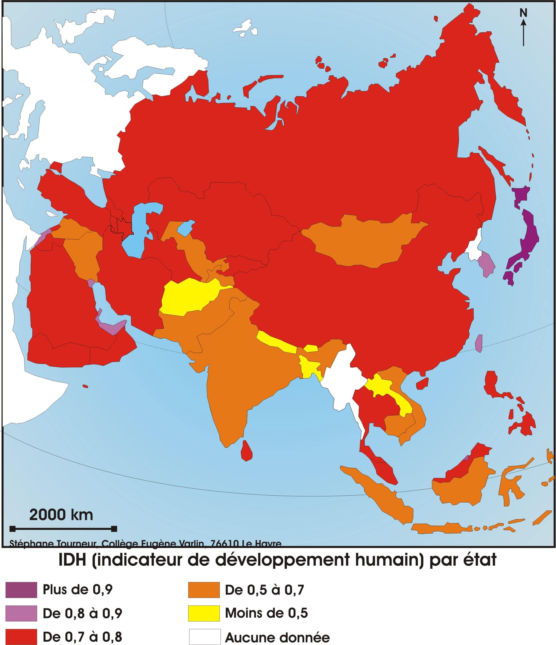 Carte Asie Religion.Cartograf Fr Les Cartes Des Continents L Asie