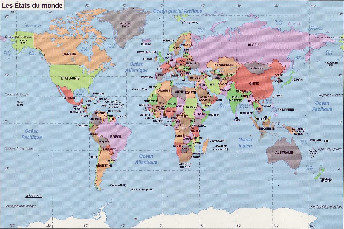 Cartograf.fr : Carte monde : page 5