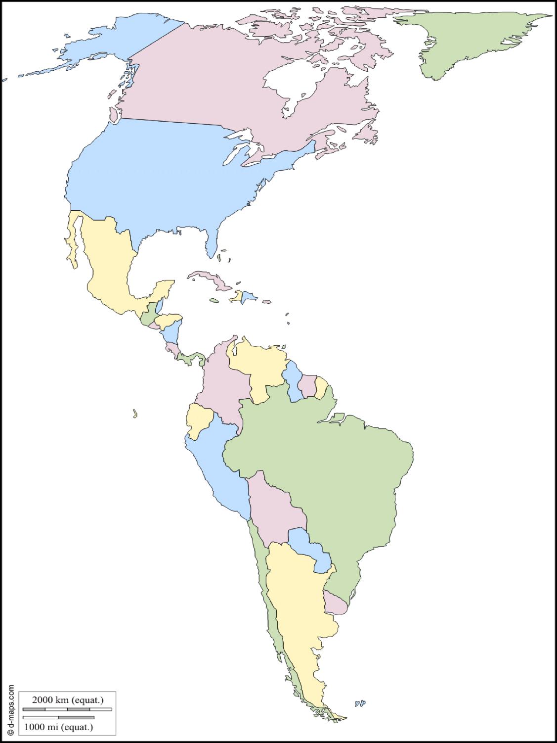 Carte Amerique Capitale.Cartograf Fr Carte Amerique Page 2
