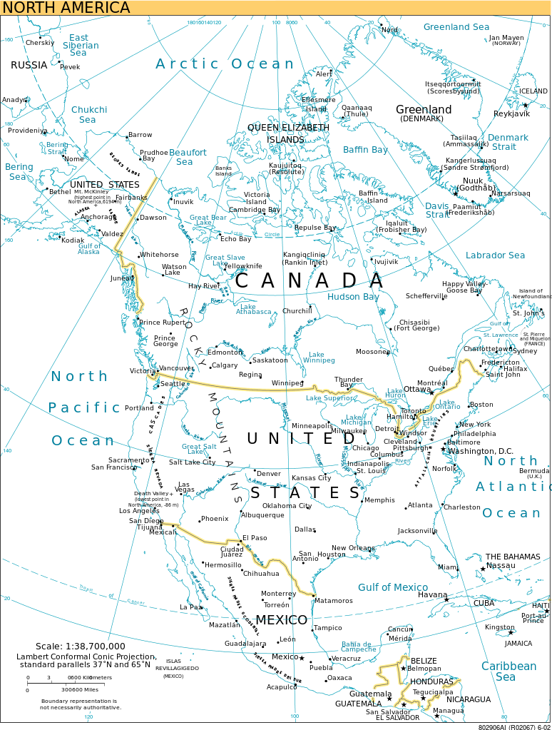 Carte Amerique Ville.Cartograf Fr Carte Amerique Page 2