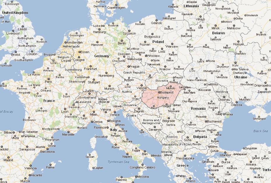 Carte De Leurope Avec Les Villes.Cartograf Fr Carte Europe Page 8