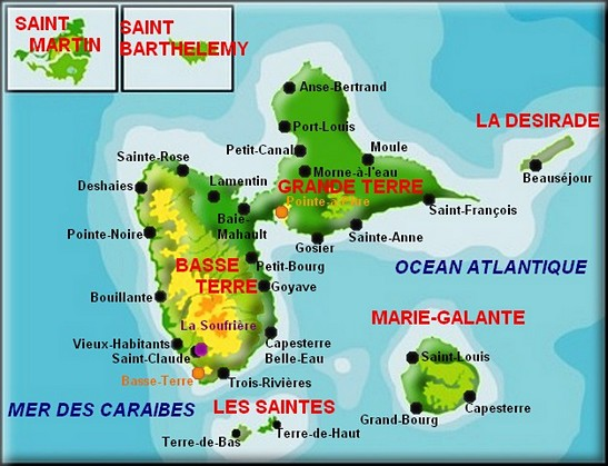 France dom tom guadeloupe - Office de tourisme guadeloupe en france ...