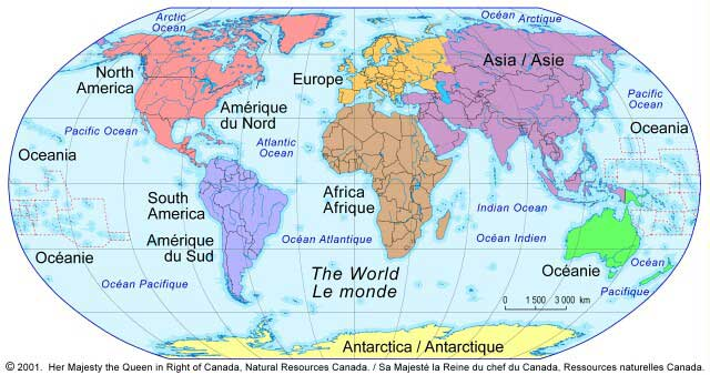 Cartograf.fr : Toutes les cartes des pays du monde
