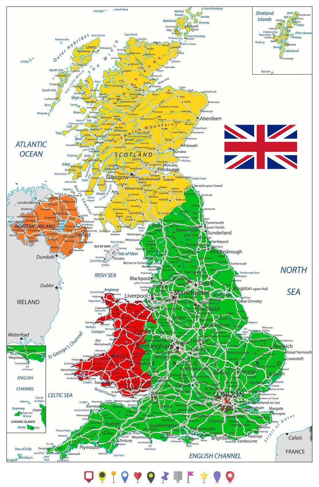 Cartograffr Le Royaume Uni Page 2