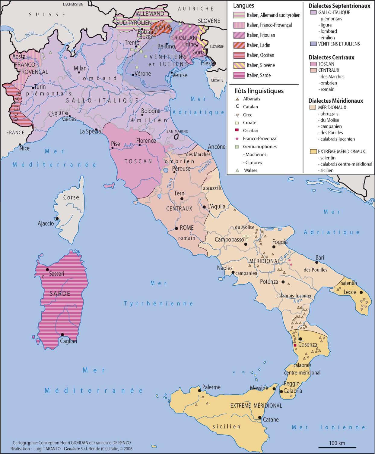Carte Italie Et Sardaigne.Cartograf Fr Italie Page 2