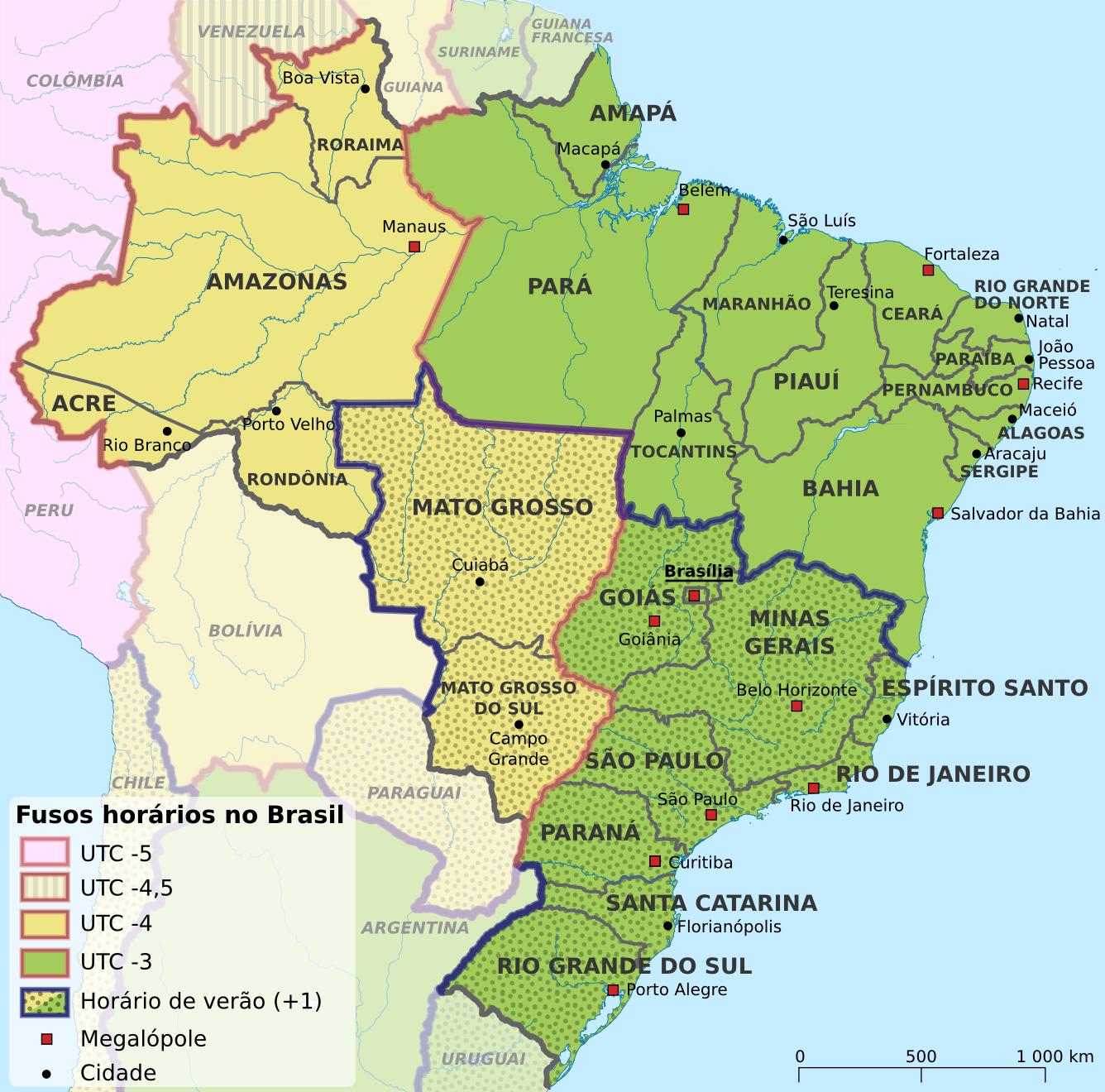 Bresil Mexique Carte.Cartograf Fr Cartes Des Pays Le Bresil