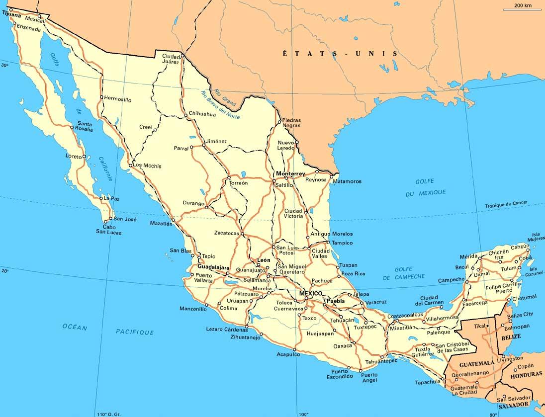 carte-mexique-chiapas