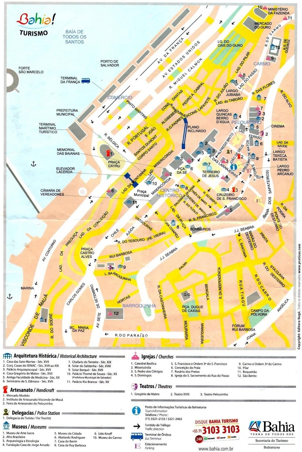 Guide français à Salvador de Bahia - routard.com