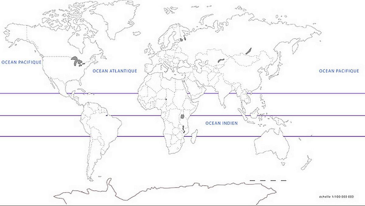 Carte Du Monde Avec Equateur.Cartograf Fr Carte Du Monde Carte Du Monde Vierge Avec