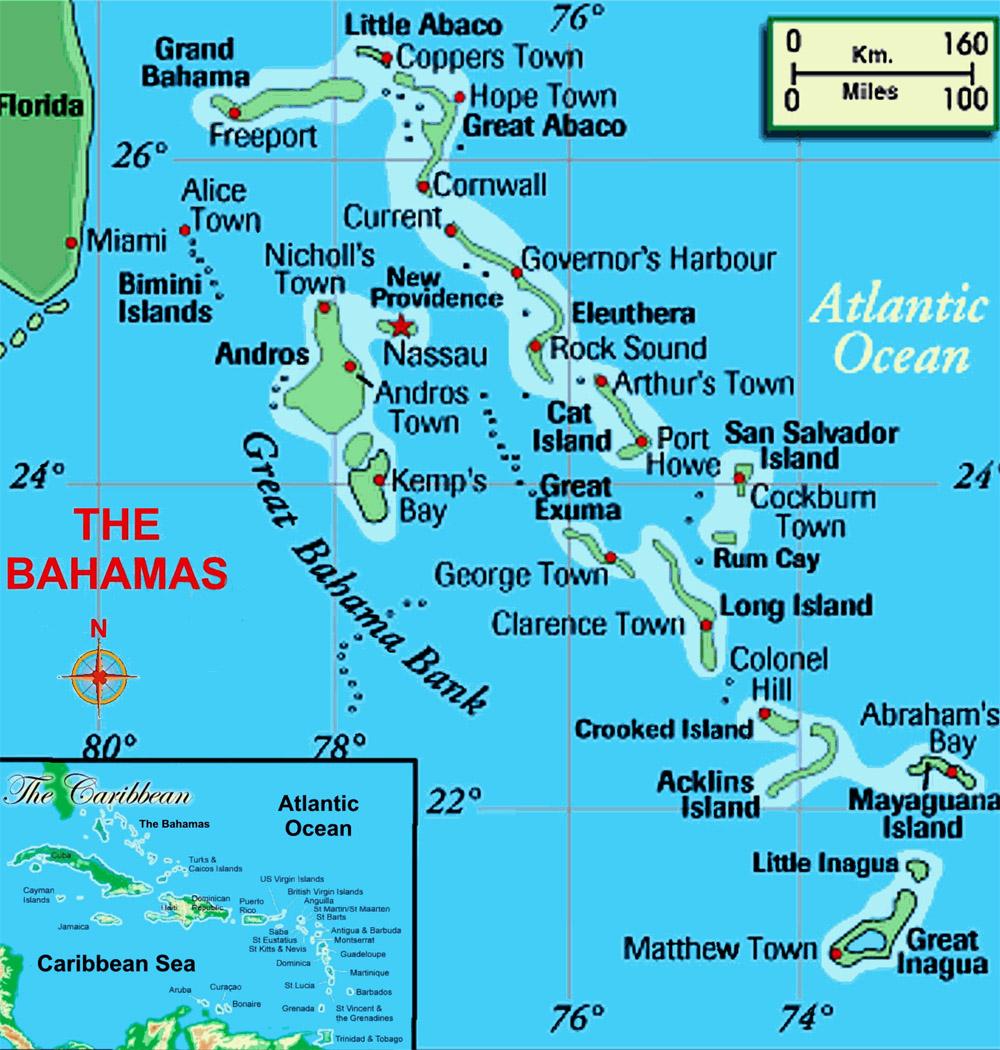 Je Vous Emm 232 Ne Aux Bahamas 1 New Providence 5 In