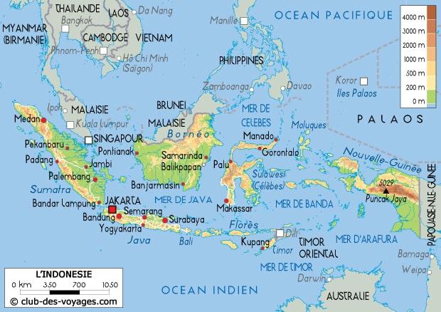 Carte Asie Malaisie Indonesie.Cartograf Fr Carte Indonesie