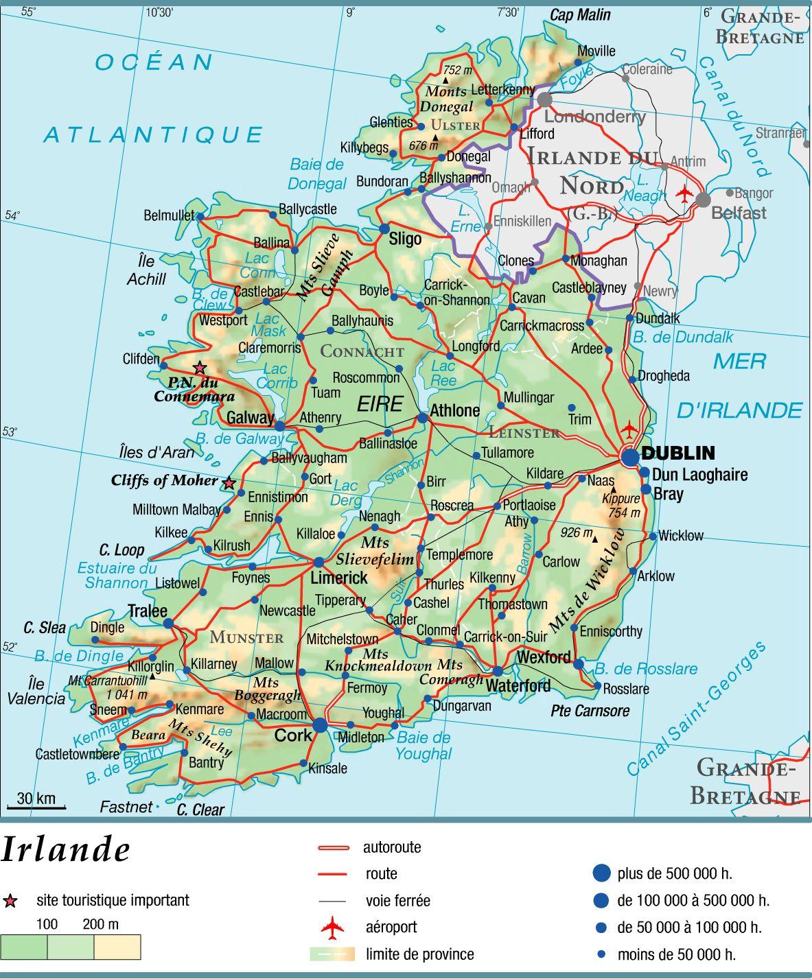 irlande-carte-des-villes