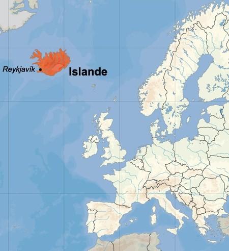 islande europe - Image