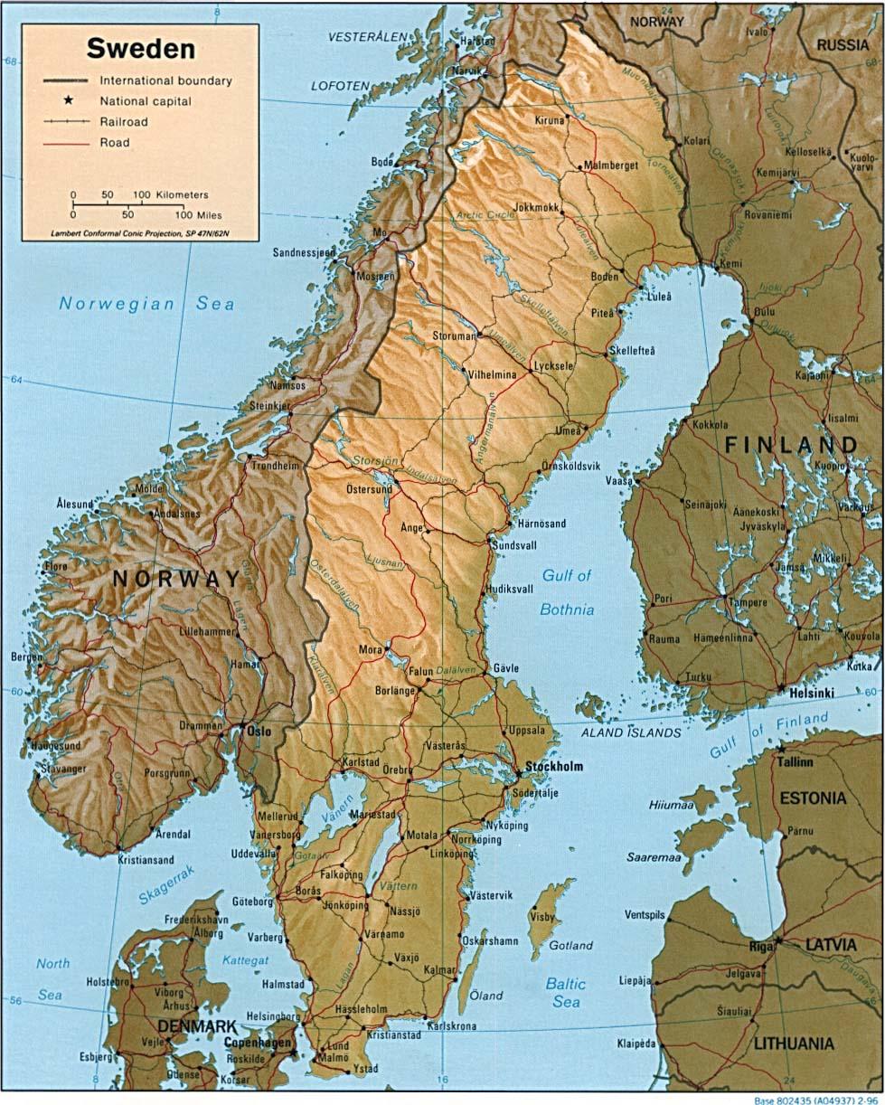 Cartograf.fr : Les pays : la Tanzanie