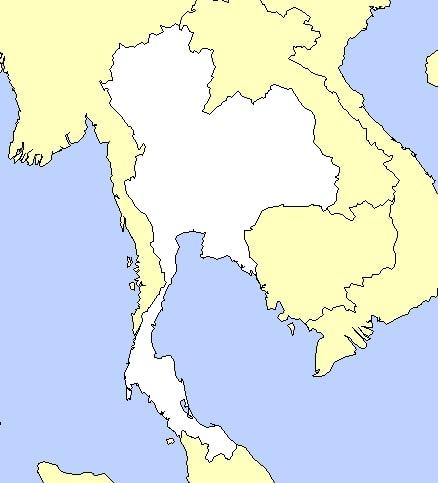 Carte Thailande Format A4.Cartograf Fr Les Pays La Thailande Page 3