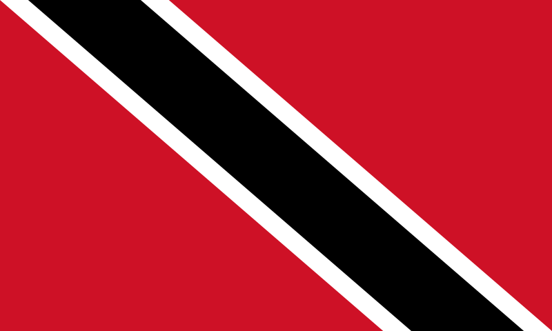 Cartograf fr : Drapeau de la Trinité et Tobago