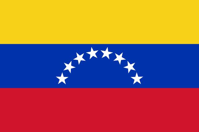 Cartograf fr : Drapeau du Venezuela