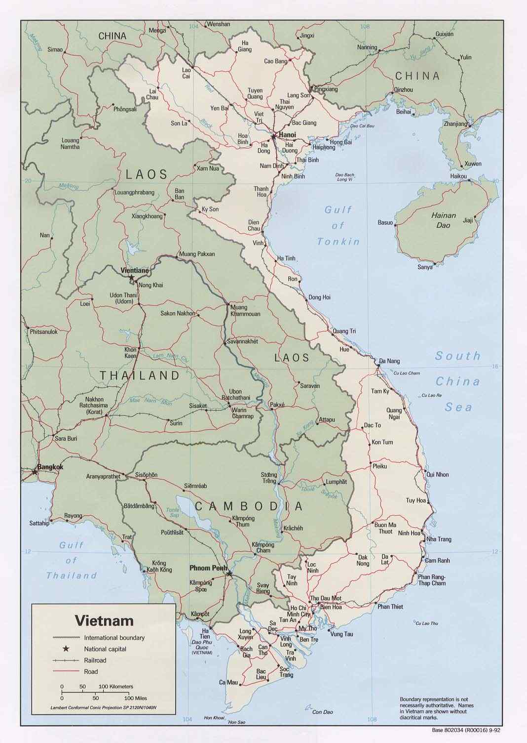 Souvent Cartograf.fr : Les pays : le Vietnam : page 3 MC81