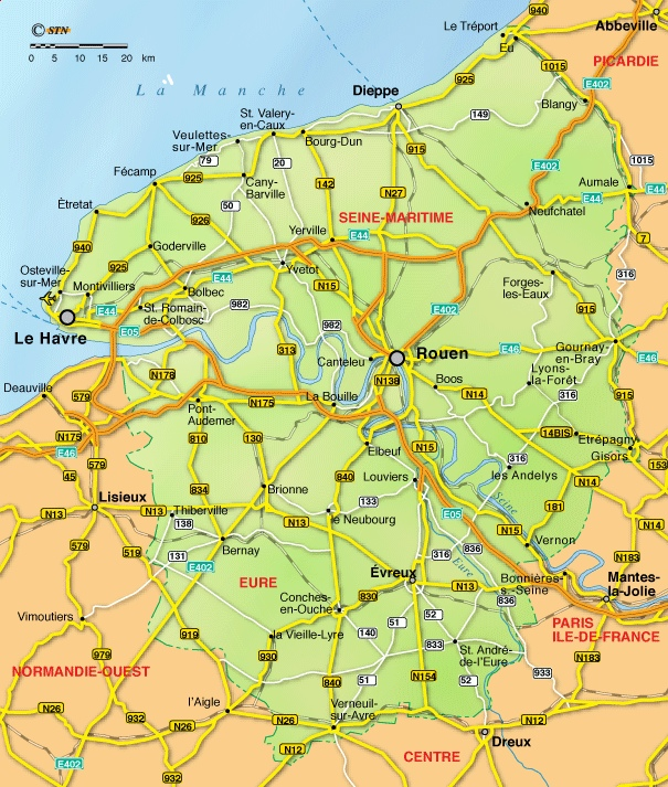 carte-geographique-de-basse-normandie