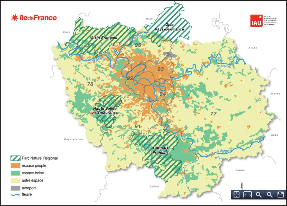 Sources - La France de Flora