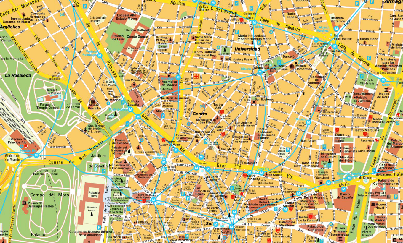 Cartes Visites Villes Barcelone